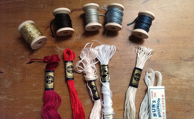 threads for secret project