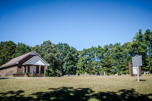 Generostee ARP Church and Cemetery