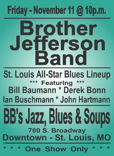 Brother Jefferson 11-11-16