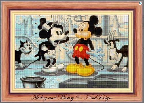 Mickey and Mickey 2