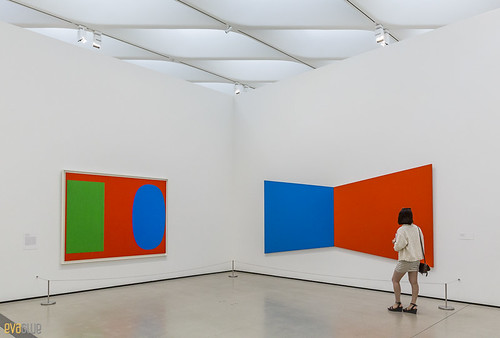 Ellsworth Kelly The Broad Museum Los Angeles 02 | by Eva Blue