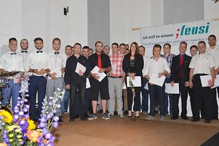 Diplomfeier Feusi Solothurn 2015