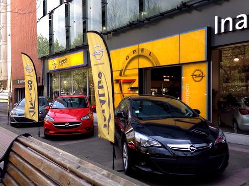 Opel - Santiago, Chile