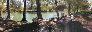 PANO: Guadalupe River | by Wesley Fryer