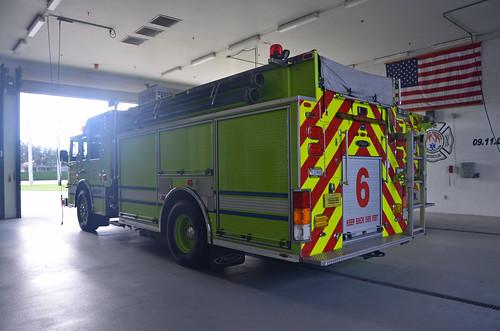 Palm Beach Gardens Fire Rescue Engine 6 Palm Beach