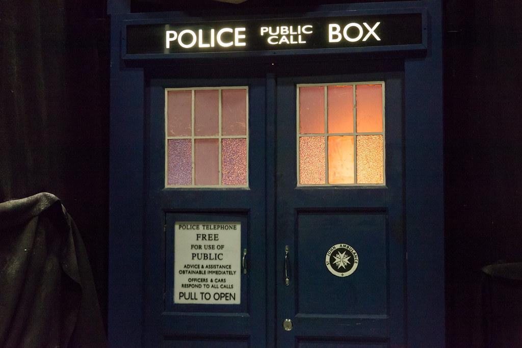 ... TARDIS doors   Twelfth Doctoru0027s TARDIS   Set Tour-4   by Paul Dykes & TARDIS doors   Twelfth Doctoru0027s TARDIS   Set Tour-4   Flickr