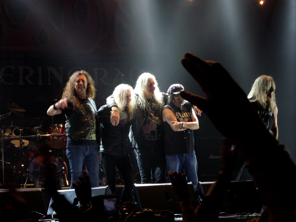 Saxon Ljungbyhed 24 Sept 2016 Saxon Plays At The Lemmy 50