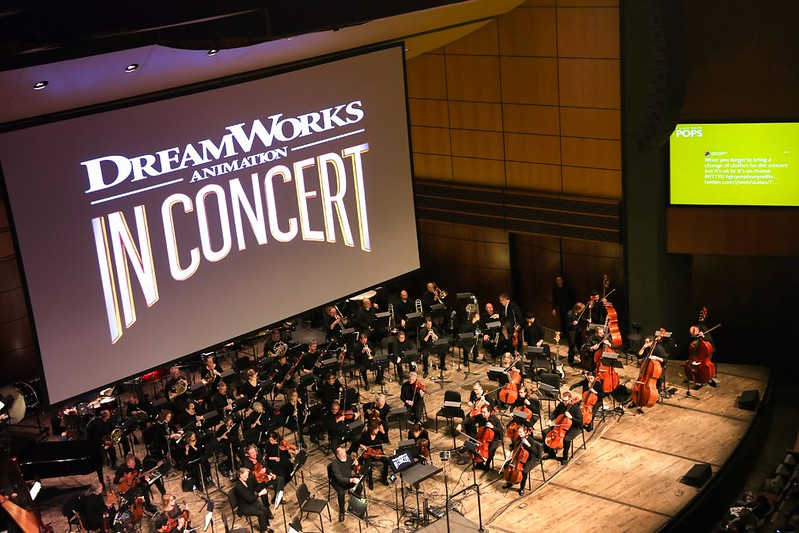 DreamWorks Animation in Concert with the Grand Rapids Symphony