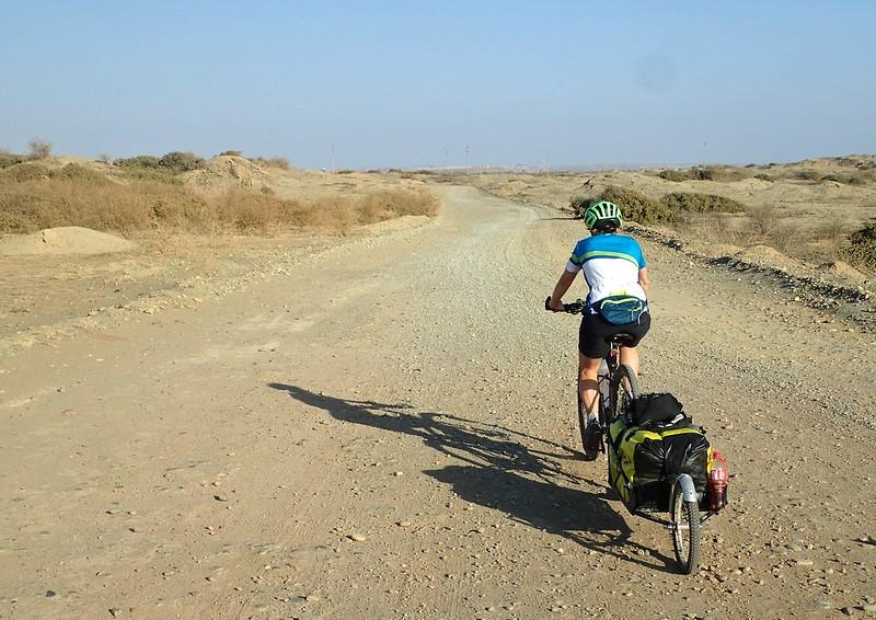 Camino a Miramar.