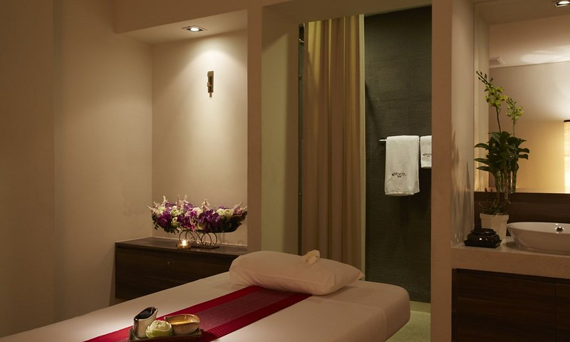 Nemita Spa at the Chatrium Hotel Riverside Bangkok