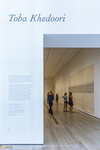 Toba Khedoori LACMA Los Angeles 02 | by Eva Blue