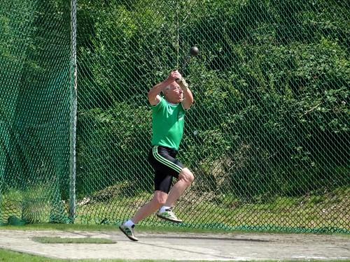 German Veterans Championships in Heavy Athletics (Leichlingen, Balker Aue)