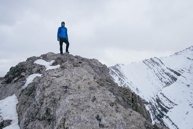 Scrambles - Miners Peak - Nov 2016-13