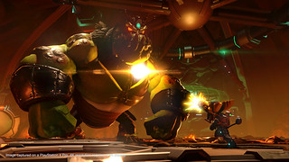Ratchet and Clank, PS4 Pro | by PlayStation.Blog