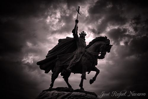 Monumento a Alfonso VI