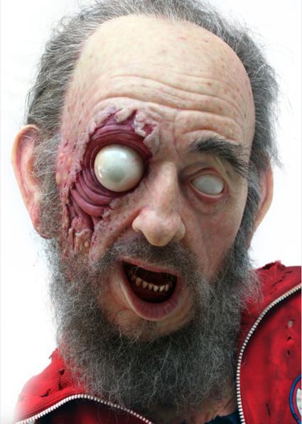 16k27 Eugenio Merino Fidel un zombi Uti 425