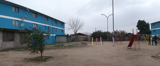 Plaza Cristian Caviedes Owens | Rancagua | Banco Falabella