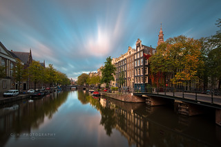 Fall Cloud Motion - Amsterdam, The Netherlands | by www.caseyhphoto.com