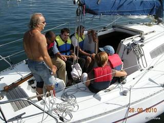 La Disabilità va Anche in Barca
