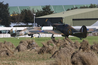 20150915 (118)_BBMF_Hurricanes | by FarnboroJohn TYVM for 1,500,000 Views