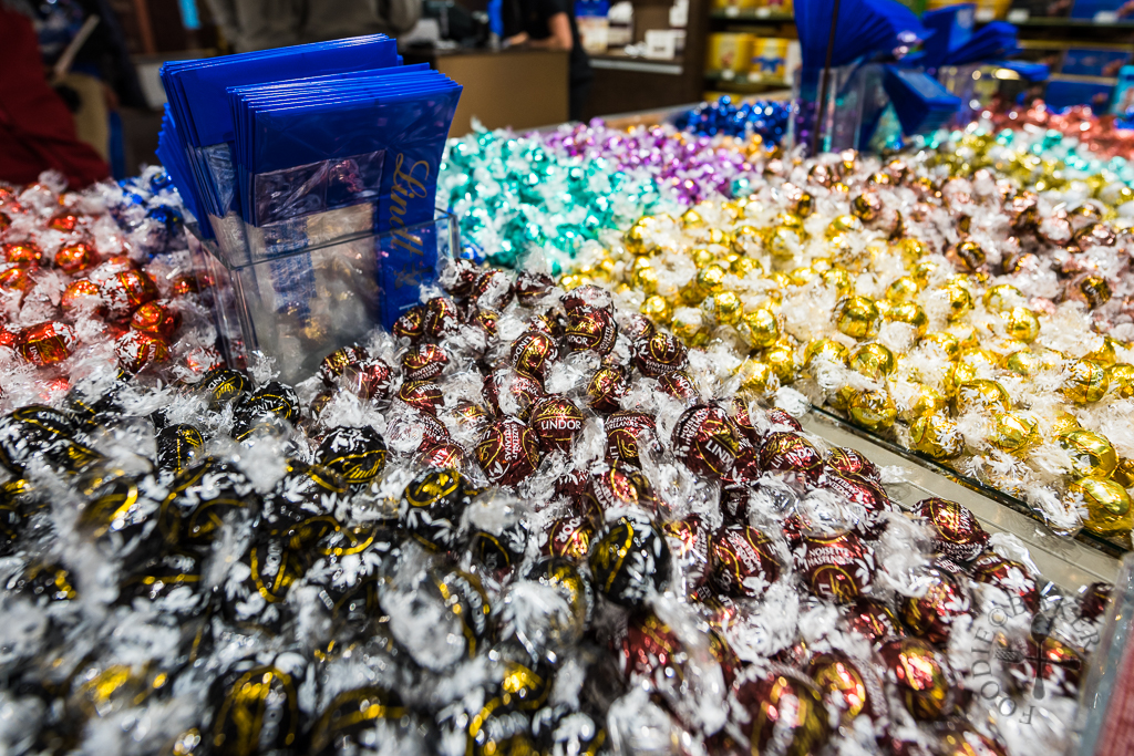 Lindt Swiss Chocolate Heaven