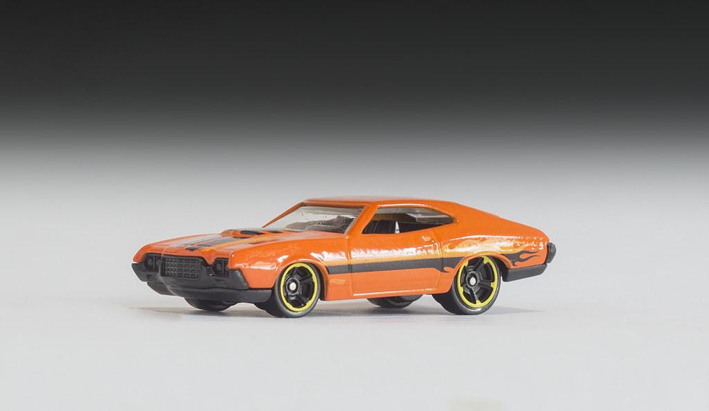 Hot Wheels 1972 Ford Gran Torino Sport 2016 Muscle Mania Flickr