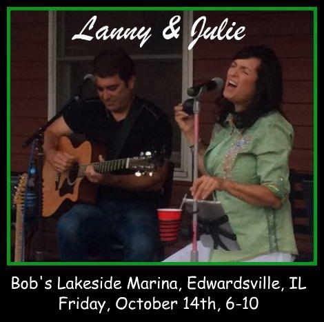 Lanny & Julie 10-14-16