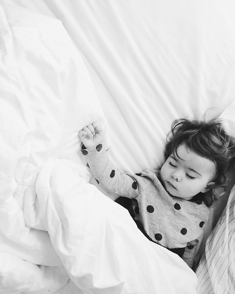 We think Lovegirl has a stomach bug; she's still running a fever, can't keep anything down, and just wants to curl up in my arms and sleep. #poorbaby #instasinclair #children