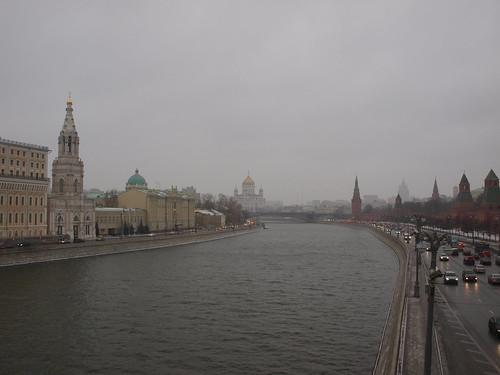 Zamoskvoretskiy bridge