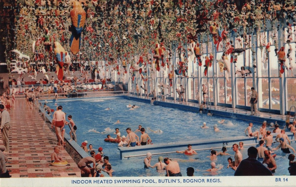 ... Butlins Bognor Regis   Indoor Swimming Pool | By Trainsandstuff