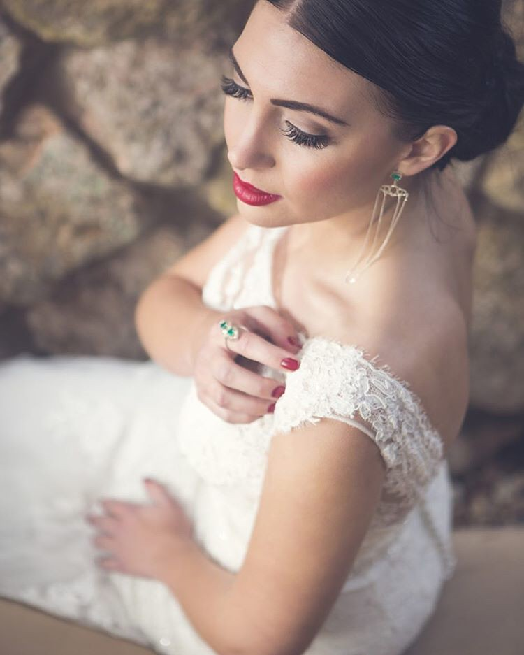Bridal Makeup And Hair Like Only At Anetteolwagen Can Amaz Flickr