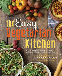 The Easy Vegetarian Kitchen | by Farm Fresh To You -