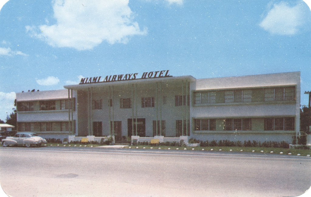 Miami Airway Hotel - Miami Springs, Florida