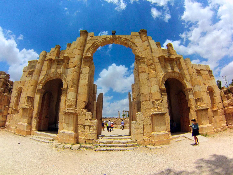 Jordania / Jordan - Jerash / Gerasa jerash, la roma de jordania - 29954292184 c45b5ec995 o - Jerash, la Roma de Jordania