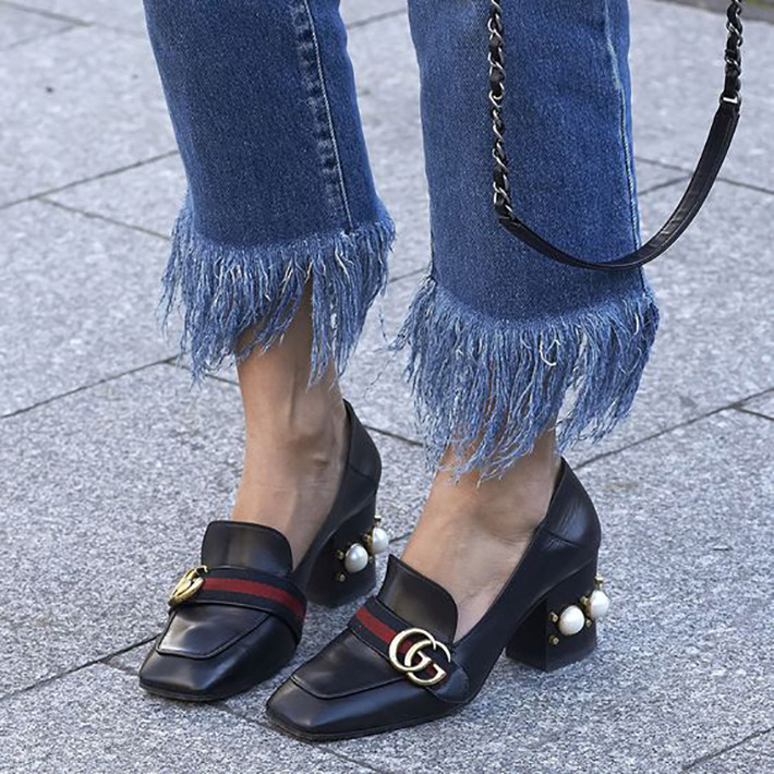Loafers streetstyle outfit accessories style fashion trend1