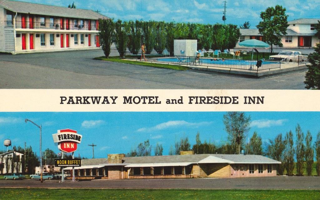 Parkway Motel and The Fireside Inn - Willmar, Minnesota