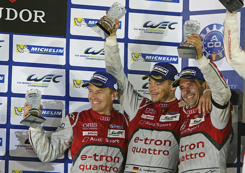 FIA WEC, 6 Hours of Bahrain 2015 | by benoittreluyer2