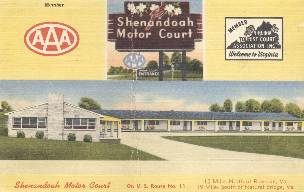 Shenandoah Motor Court - Findale, Virginia