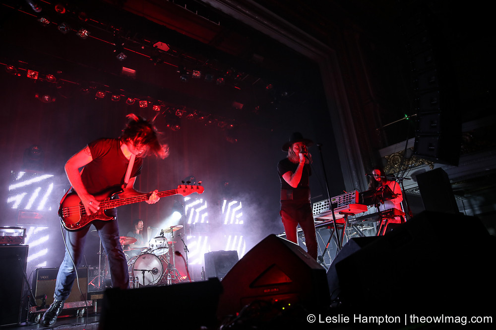 The Faint @ Regency Ballroom, San francisco 10/23/16