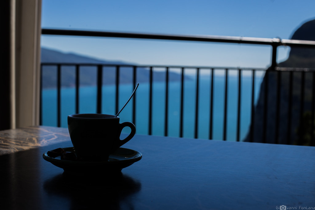 Coffee Time Take A Rest In This Crazy Place In Garda Lake
