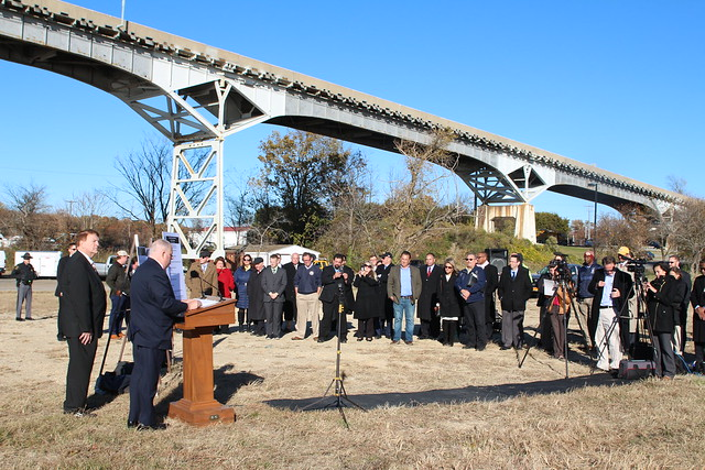 Hogan Announces New Crossing
