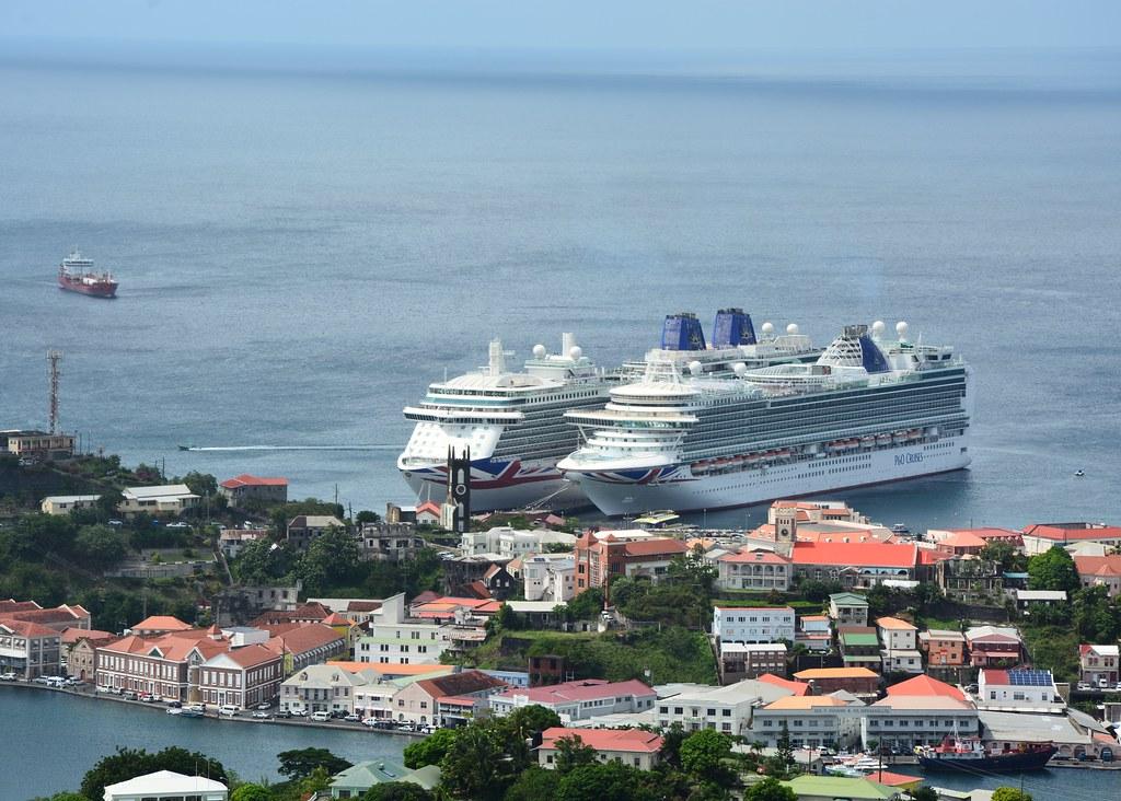 MV Britannia And MV Azura The Tonne Cruise Ship MV Flickr - Britannia cruise ship