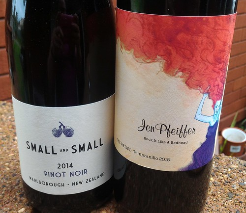 Naked Wines Small Pinot Noir Jen Pfeiffer The Rebel Tempranillo | by phonakins