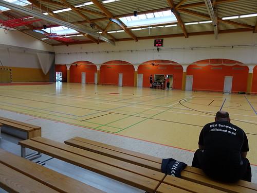 SG Schwerin/ Leezen D 11:12 Hagenower SV