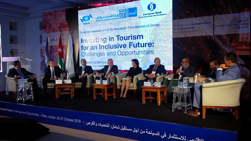 Regional Conference on Investing in Tourism for an Inclusive Future: Challenges and Opportunities (Petra, Jordan, 26 - 27 October 2016)