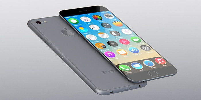 iphone 8 rendering