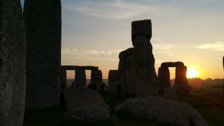 Stonehenge private access viewing at sunrise and sunset | by Stonehenge Stone Circle News www.Stonehenge.News
