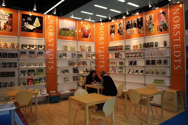 Norstedts - Frankfurt Buchmesse 2015