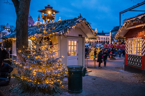 Christmas market at Tivoli | by Infomastern