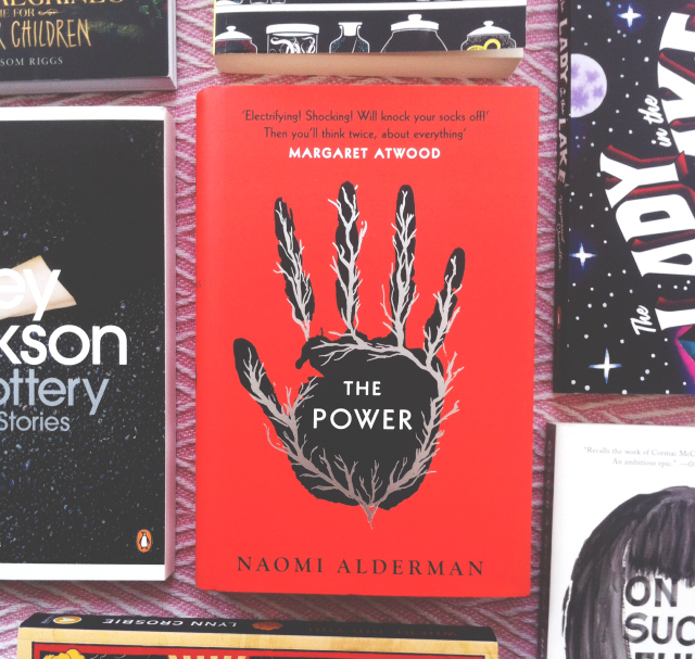 uk book bloggers vivatramp book haul the power naomi alderman